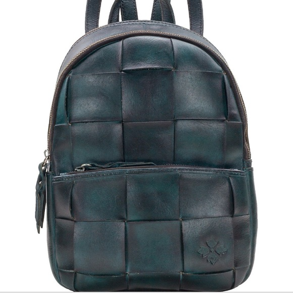 cddb08f210a Patricia Nash Leather backpack NWT